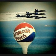 Pensacola Beach & Blue Angels